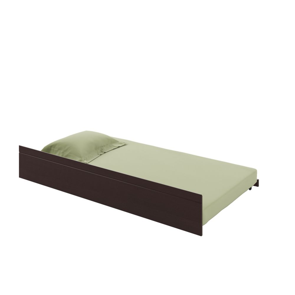 Ashland Trundle Bed In Dark Cappuccino