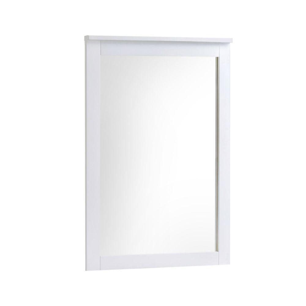 Ashland Dresser Mirror In Snow White