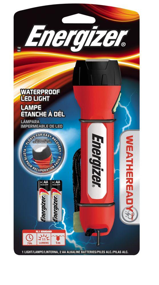 Energizer Weatheready Floating Lumière