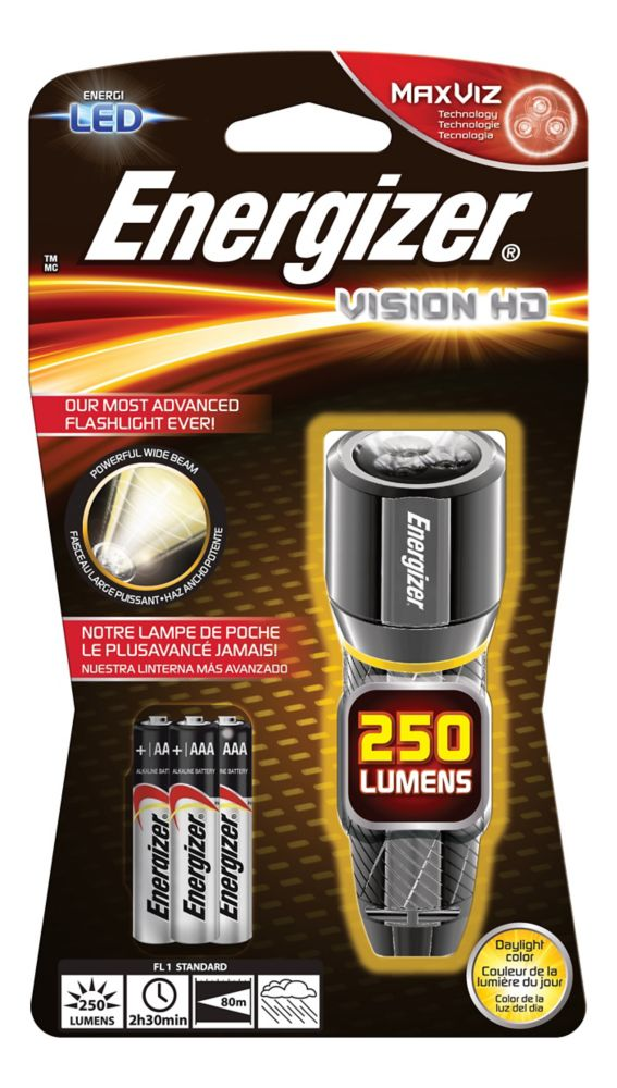 Energizer 3aaa Metal Light