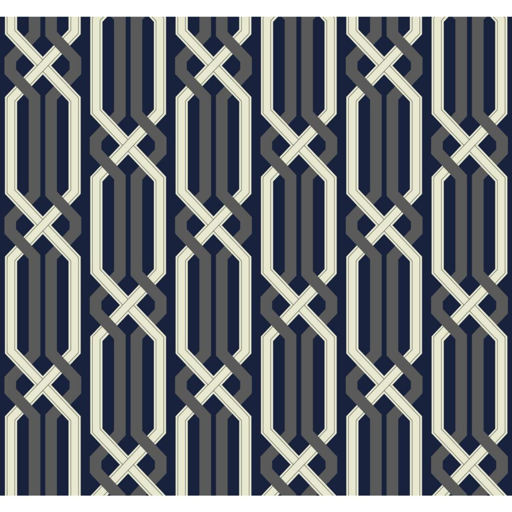 Carey Lind Vibe Criss Cross Wallpaper