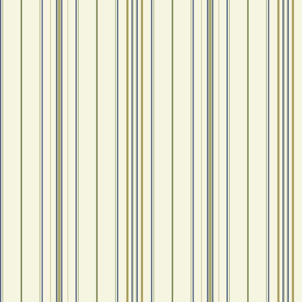 Room To Grow Wide Pinstripe Wallpaper