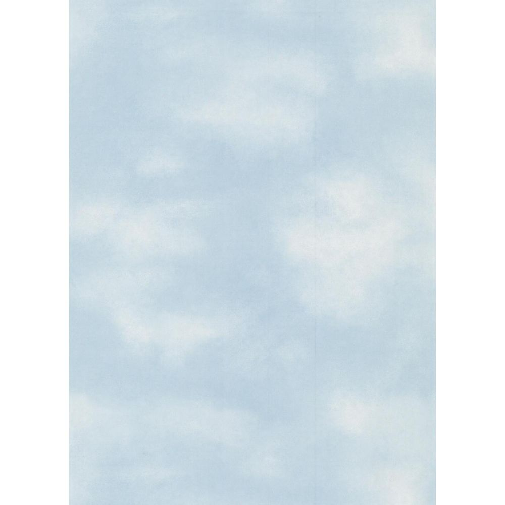 Room To Grow Kids Clouds Wallpaper