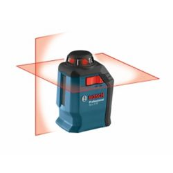 Bosch 360 Horizontal Cross-Line Laser