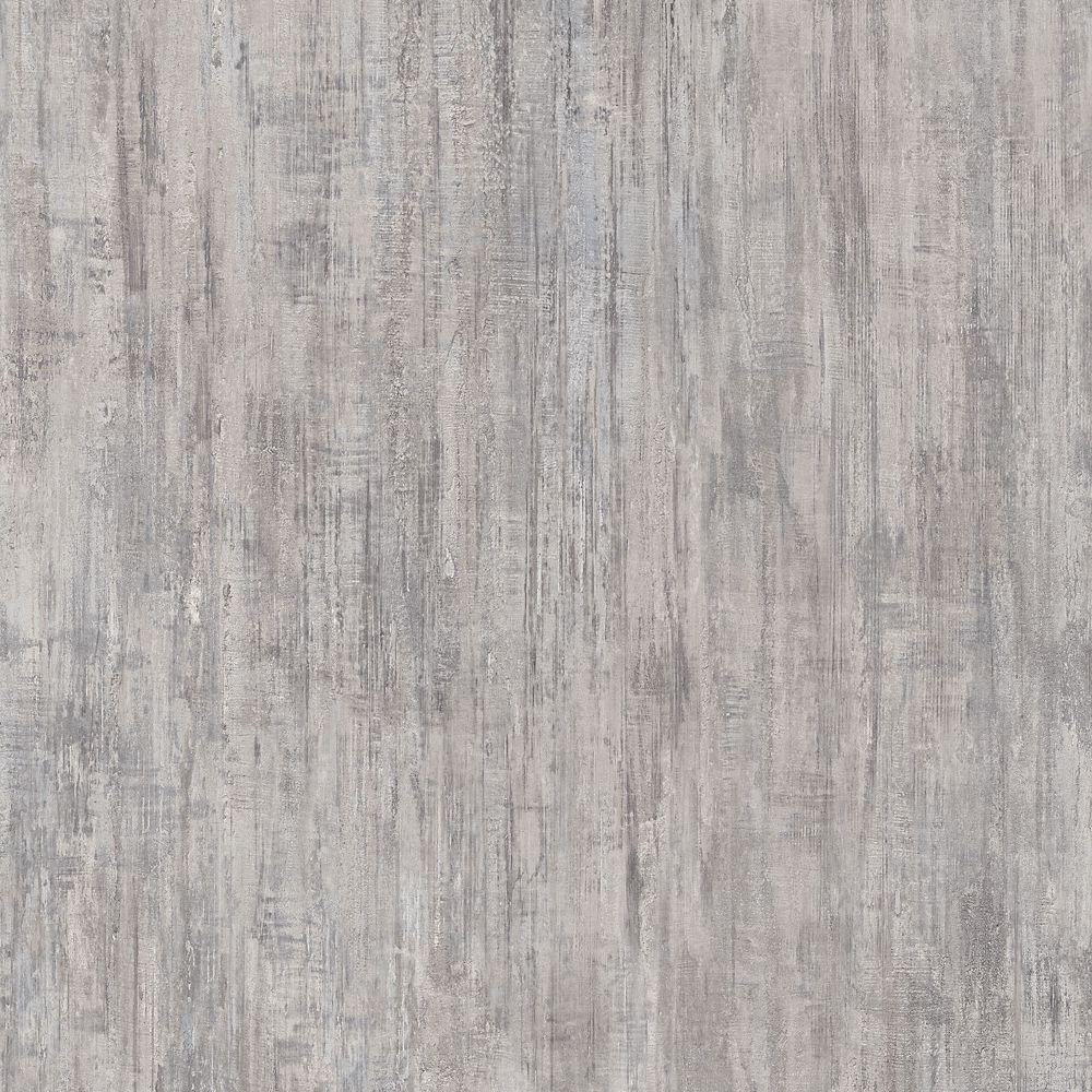 Brushed White 16-inch x 32-inch Luxury Vinyl Tile Flooring (24.89 sq. ft. / case)