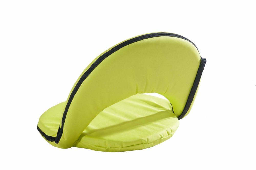 Adjustable Lounge Chair in Lemon