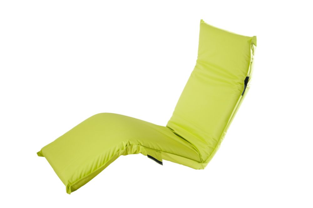 Lounge Chair réglable en Lime Green