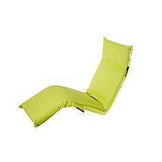 Lounge Chair réglable en Lime Green