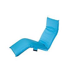 Lounge Chair réglable en Turquoise