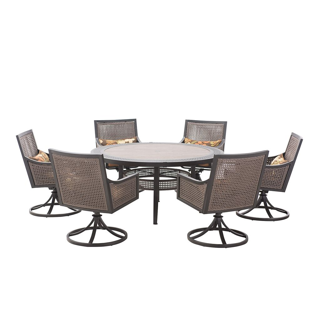 Brook 7-Piece Dining Set
