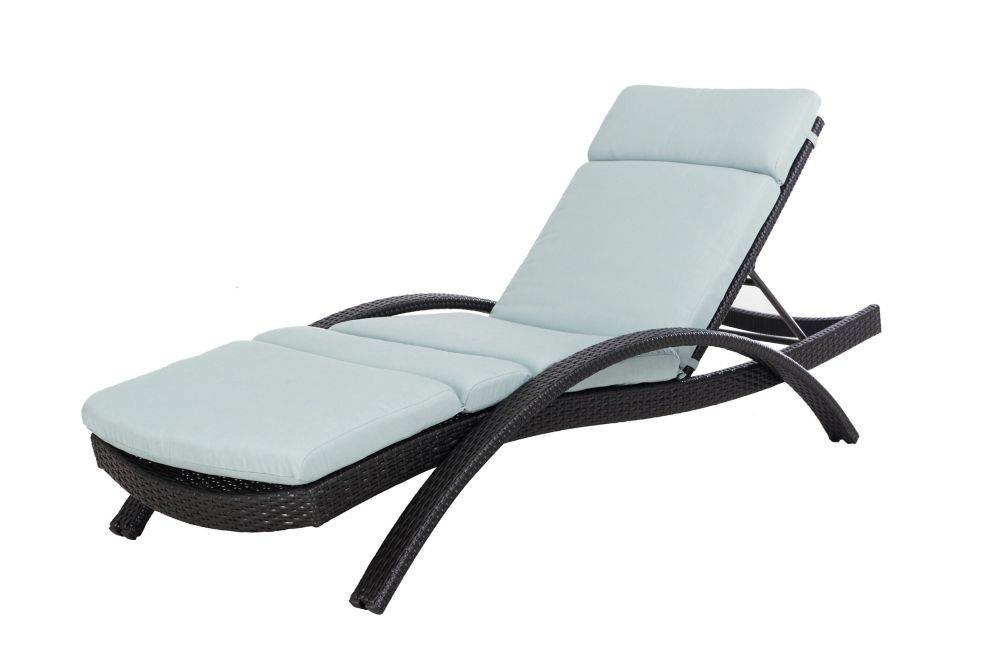 Columbia Canvas Spa chaise