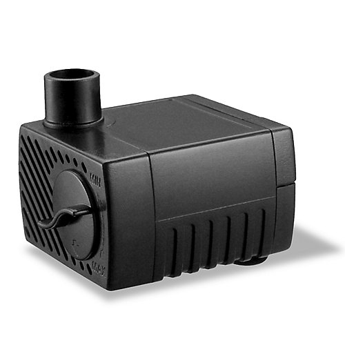 30GPH Statuary Fountain Pump for Water Features