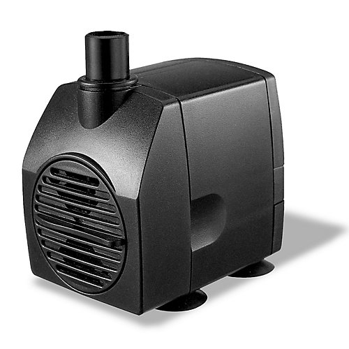 75GPH Statuary Fountain Pump for Water Features