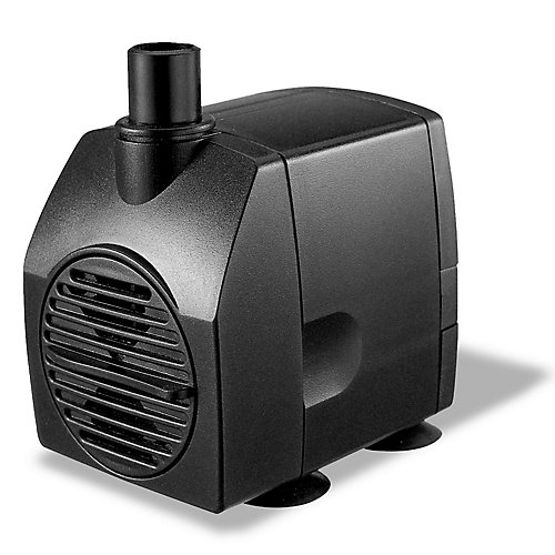 130GPH Statuary Fountain Pump for Water Features