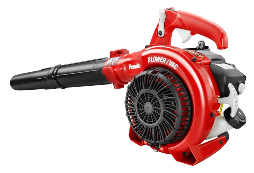 Homelite Electric Blower : Leaf blowers the home depot canada
