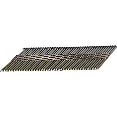 DPT-120131GFH 3-1/4-inch x 0.131-inch Paper Tape Smooth Bright Off-Set Round Head Nails