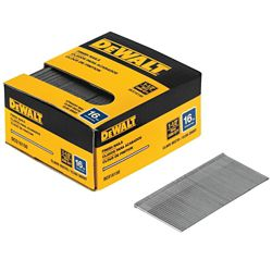 DEWALT DCS16150 16 Gauge 1-1/2 Inch Straight Finish Nails