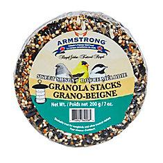 Royal Jubilee Granola Stacks Sweet Songs Treat