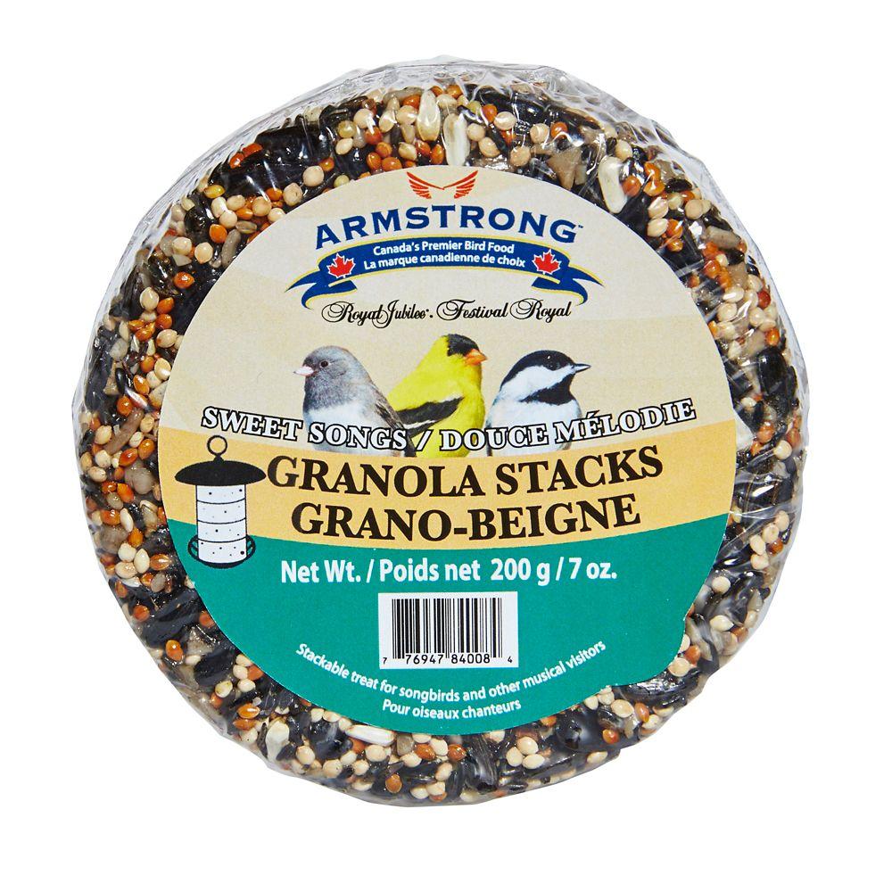 Armstrong Royal Jubilee Granola Stacks Sweet Songs Treat