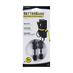 BetterBand Adjustable Stretch Bands 5 Inch
