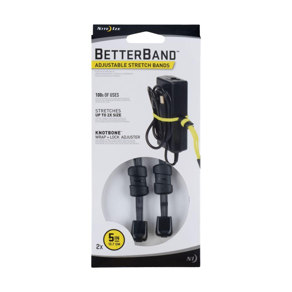 Bandes de serrage extensibles réglables BetterBand 5 po
