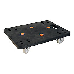 QEP Chariot pour carreaux robuste avec roues