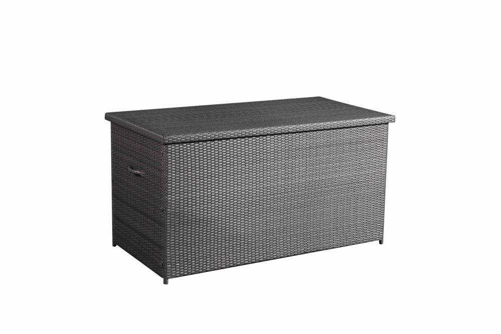 Resin Wicker Storage Box for Cushions - Garden & Pool - MODENA 160