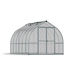 Bella 8 ft. x 12 ft. Greenhouse