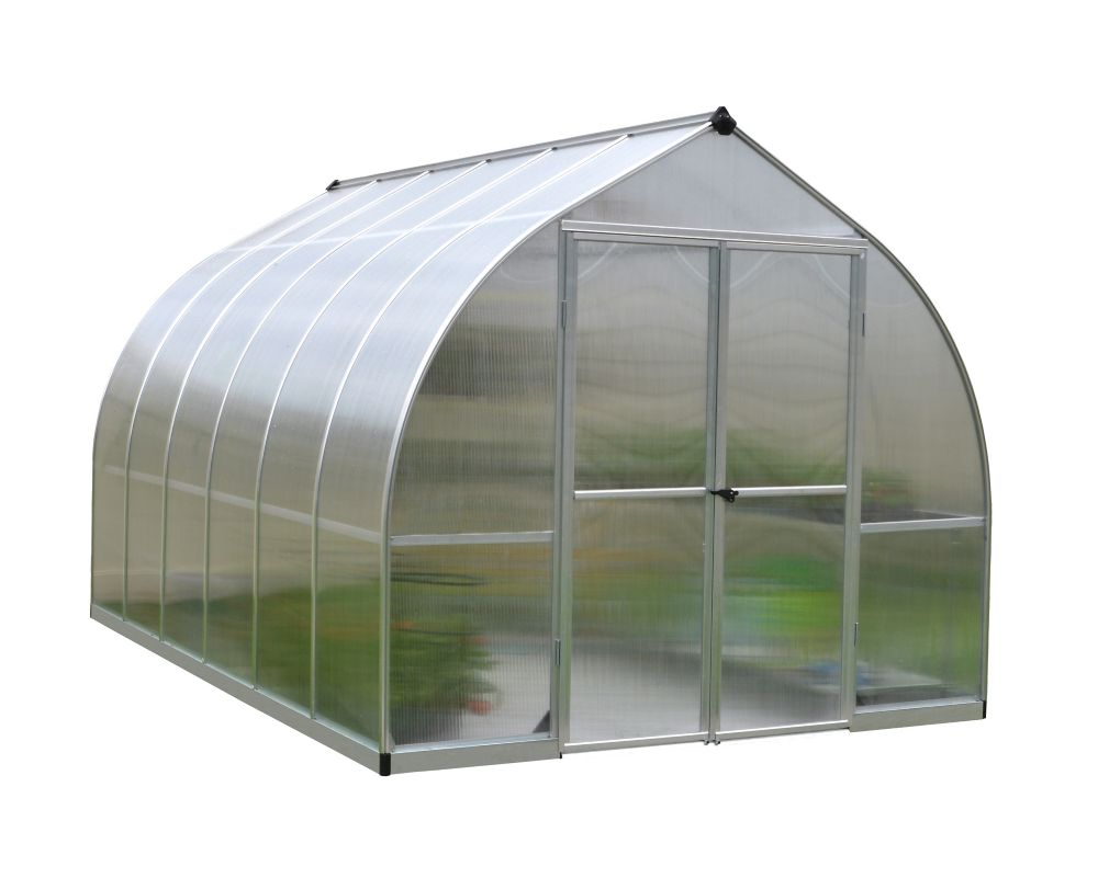 Palram Bella 8 ft. x 12 ft. Greenhouse