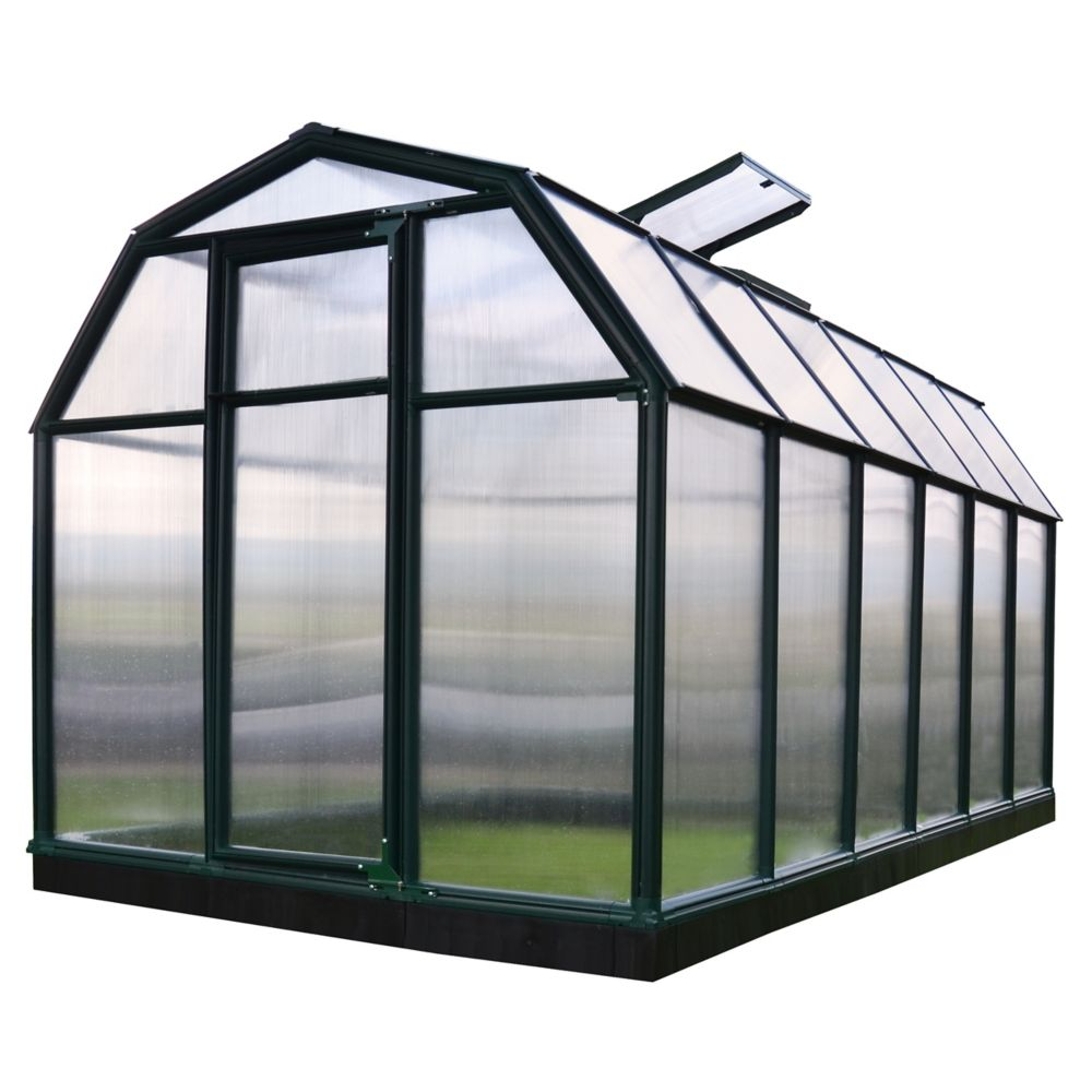 6 Feet x 12 Feet EcoGrow Greenhouse