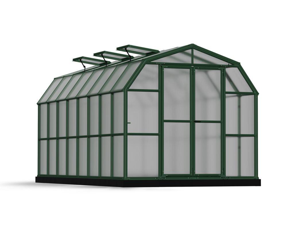 8 Feet 6 Inch x 16 Feet 6 Inch Premium Grand Gardener Greenhouse