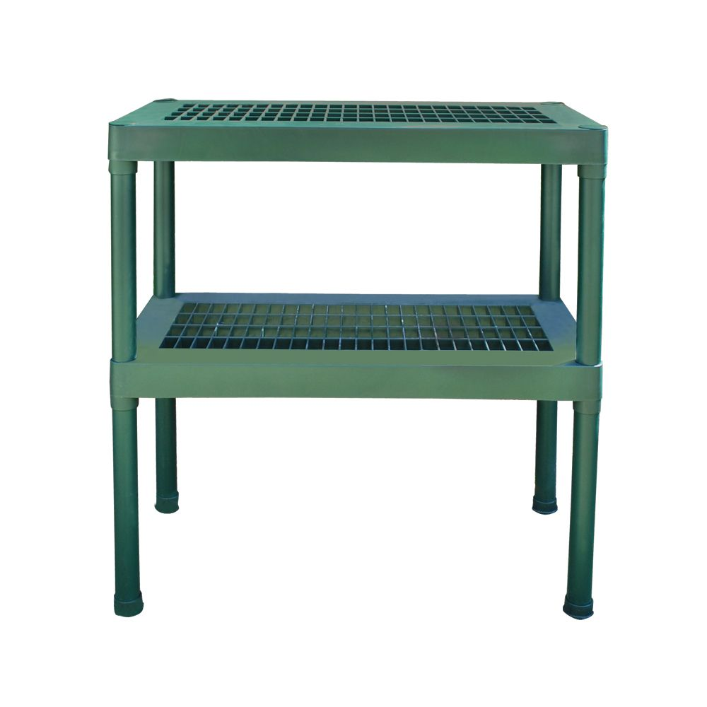 Two Tier Staging Bench