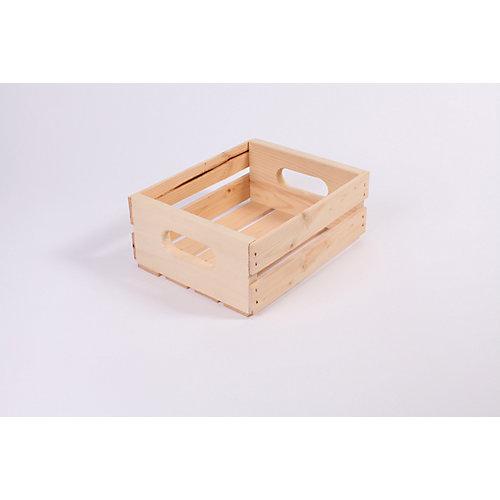12 Inchx9.5 Inchx4.75 Inch Pine Crate