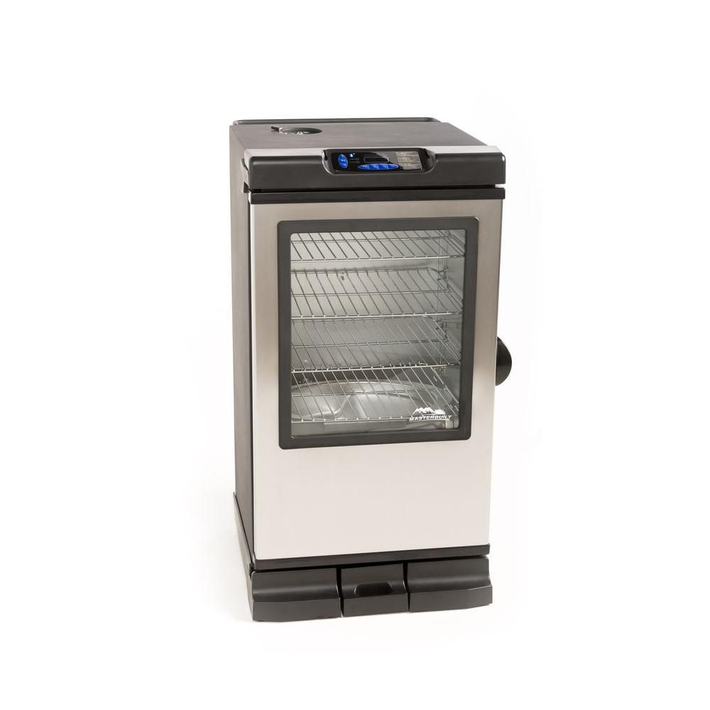 Masterbuilt 30-Inch Bluetooth Smart Digital Electric Smoker With Window