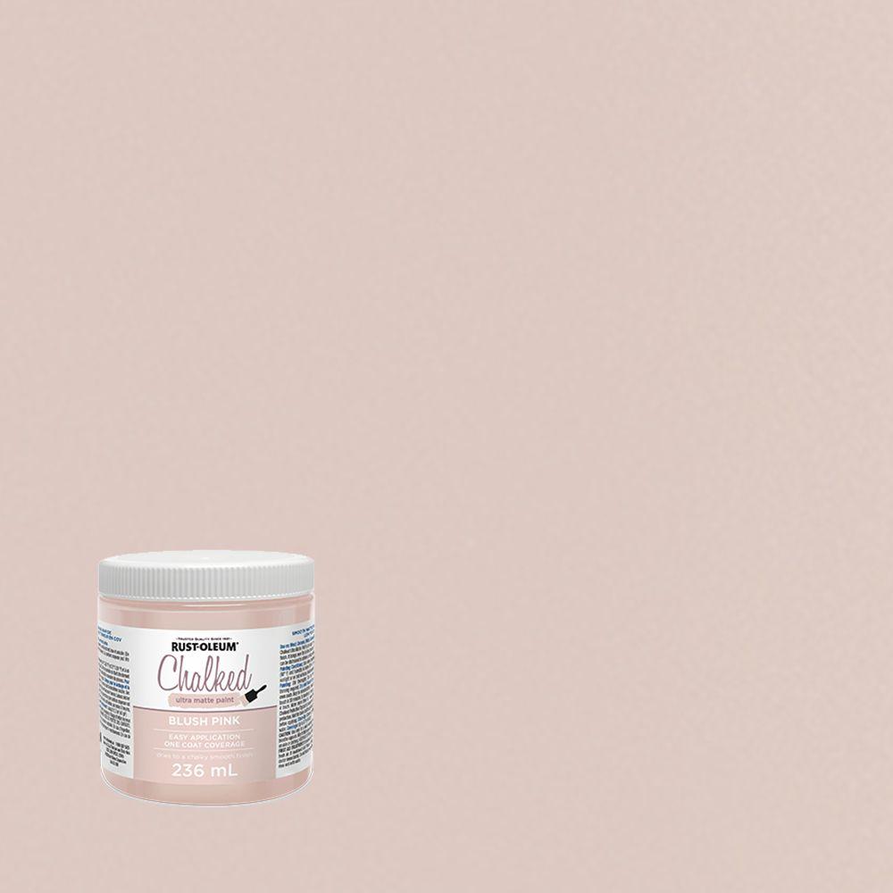 Chalked Paint Blush Pink 236ml