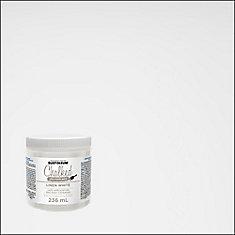 Peint Crayeuse Blanc Lin 236ml