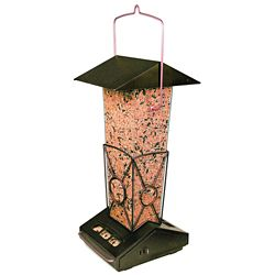 Perky-Pet Fortress Squirrel Proof Wild Bird Feeder