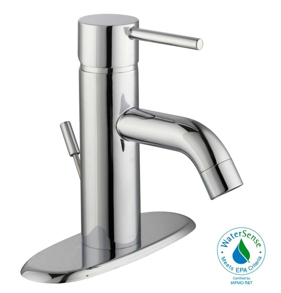Gb Modern 4 Inch 1 Hdl Bath Faucet Ch