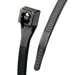 Gardner Bender 11 Inch  Xtreme Cable Tie Blk 100/bag