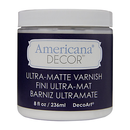 Americana Varnish 8oz Ultra Matte