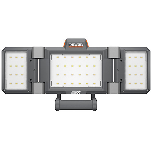 Hybrid GEN5X Cordless Folding Panel Light (Tool-Only)