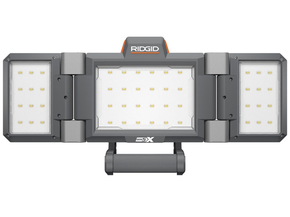 Hybrid Folding LED Work Light