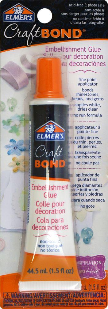 Newell Brands Embellishment Glue, 47.5g