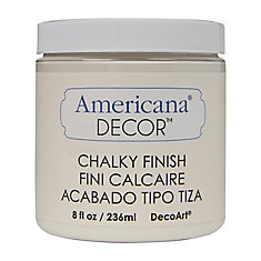 Chalky Finish Paint 8oz -Lace