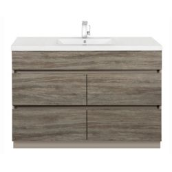 Cutler Kitchen & Bath Boardwalk 48-Inch Vanity Cabinet in South Western Daybreak