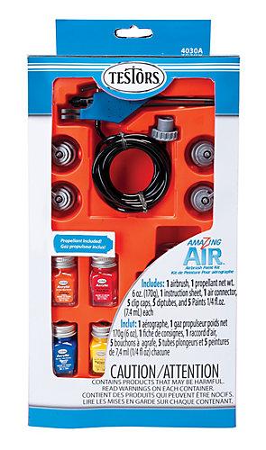Kit de peinture pour aérographe