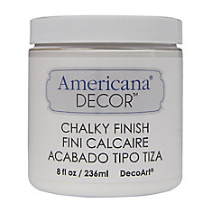Chalky Finish Paint 8oz -Everlasting