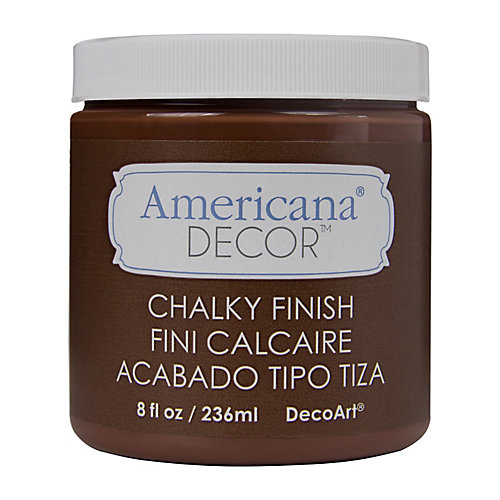 Creme Wax Finish 8oz Deep Brown