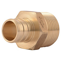3/4 Inch x 3/4 Inch MALE ADAPTER