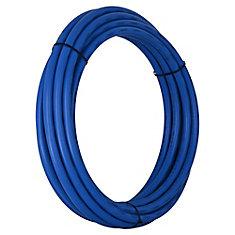 3/4 Inch x 25 Feet BLUE PEX PIPE